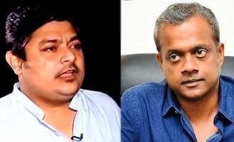 Gautham Menon warned by Jayalalitha's relative!