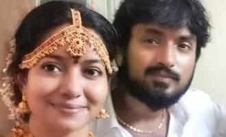Vadivelu's famous Vamma Minnal actress Deepa gets married