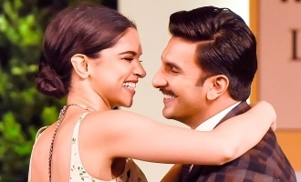 """Don't come back without..""  Deepika's funny order to Ranveer Singh!"