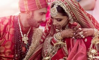 Ranveer Deepika wedding image goes viral