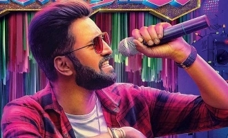 This popular music director sings in Santhanam's next!