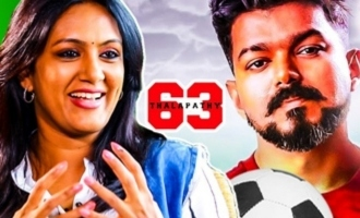 My Character in Thalapathy 63 : Devadharshini Reveals
