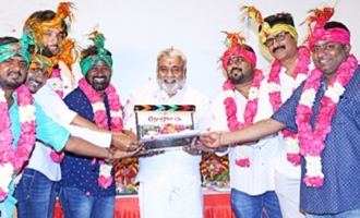 'Devarattam' Movie Pooja
