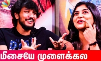 OMG! : Gautham Karthik & Manjima Mohan Reacts to Funny Youtube Trolls