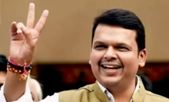 Breaking: Devendra Fadnavis becomes Maharashtra CM again!
