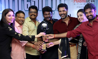 Devi success celebrated by honouring cast members with shields
