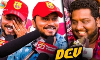 VJ Siddhu Hilarious Review on Dev