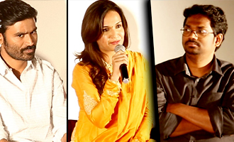 Me and Dhanush very upset on the last day shoot : Soundarya Rajinikanth Speec