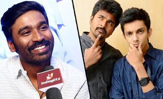 I Didn't Commit Any Mistake : Dhanush Interview about Sivakarthikeyan & Anirudh