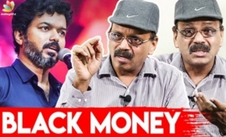 Who is behind Kollywood black money - G Dhananjayan interview