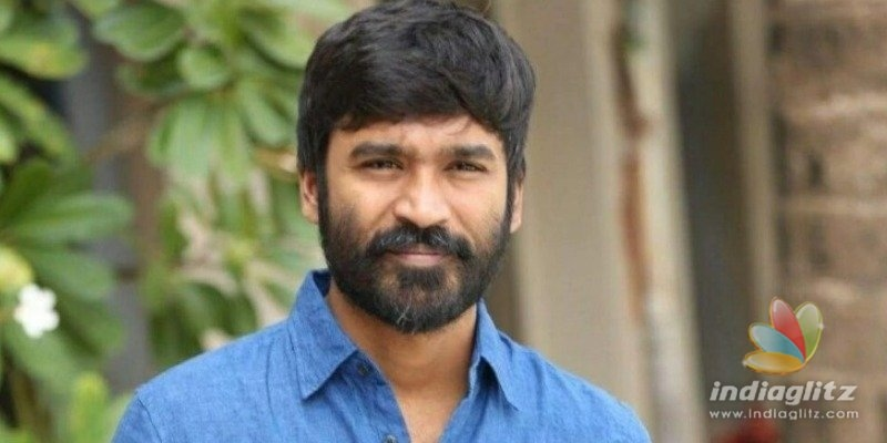 Famous comedians name is Dhanushs next movie title?
