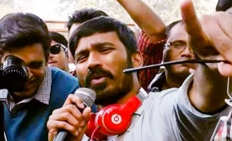 Dhanush will shape Tamil cinema, praises this music director!