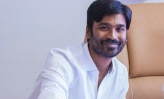 Famous comedian's name is Dhanush's next movie title?