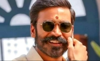 Dhanush creates history in the digital world beating all top heroes by a huge margin
