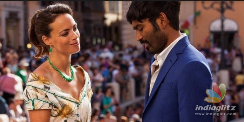 Dhanushs movie wins International Award again