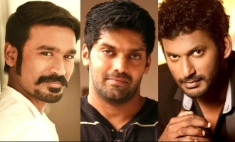 Vishal - Arya movie confirmed with a Dhanush connect