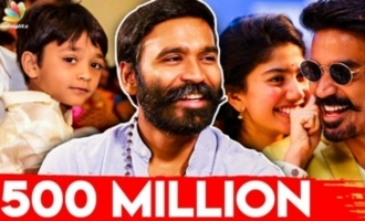 Reasons behind RECORD Breaking 'Rowdy Baby' Song : Dhanush Interview