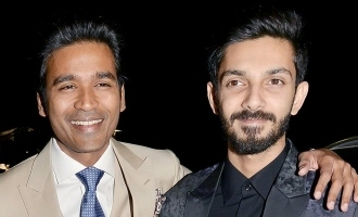 Dhanush and Anirudh to unite soon? Anirudh answers!