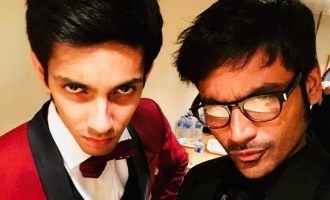 Dhanush and Anirudh join hands for a Diwali treat!
