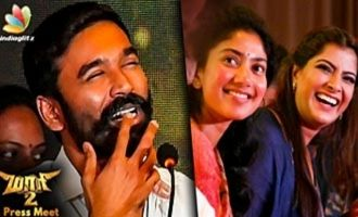 People always try to force controversies on me - Dhanush