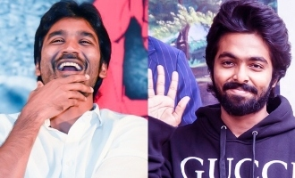 GV Prakash gives a suspenseful update on Dhanush's D43!