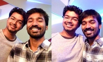 Vijay's heroine makes an open request to act with Dhanush!