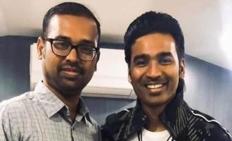 'ராட்சசன்' இயக்குனருடன் தனுஷ் இணையும் படம்: ஒரு ஆச்சரிய தகவல்