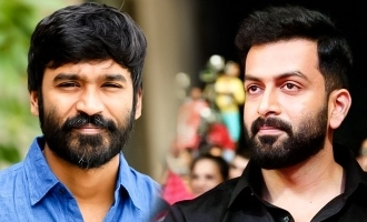 Dhanush teams with Prithviraj!