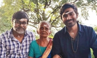 Dhanush's lovely bond with grandmother unseen photos turn viral!
