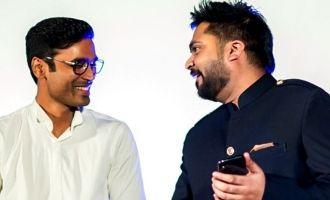 Dhanush reveals he replaced Simbu in 'Vada Chennai'