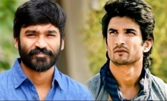 Sushant Singh Rajput suffered from same mental illness portrayed by Dhanush?