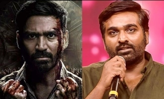 """Vera level"" - Vijay Sethupathi's review for Dhanush's Karnan!"