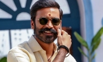 Lyricist Vivek write screenplay and dialogue for Dhanush next