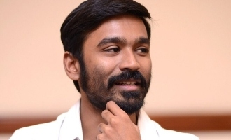 The spiritual title of Dhanush  starrer 'D44' revealed- Red Hot Update
