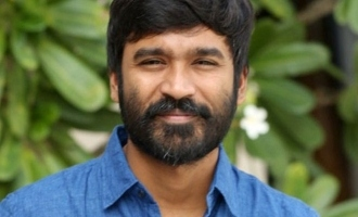 Dhanush's next release reaches crucial phase!