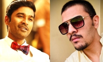 Another happening heroine joins Dhanush - Karthick Naren project!