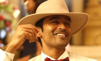 Dhanush's next to have MGR movie title?