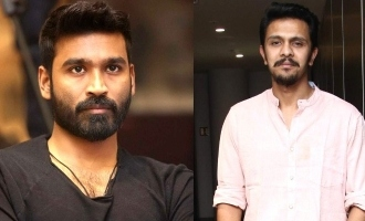 Director Karthick Naren out from Dhanush in D43 movie