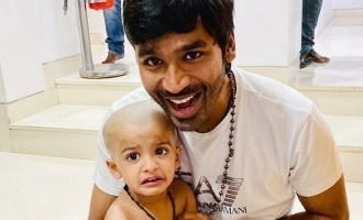 Dhanush and Selvaragahvan come together for their nephew