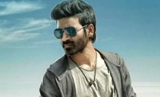 Dhanush's immediate new movie after 'The Gray Man' exciting details emerge