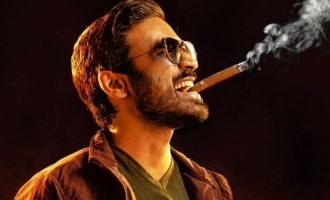Dhanush and Selvaragavan movie mass title is Naane Varuven