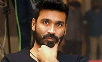 Dhanush announces next project with critically acclaimed director