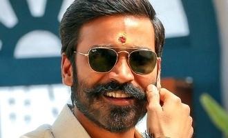 'கர்ணன்' படத்திற்கு பின் மீண்டும் தனுஷுடன் இணைந்த பிரபல நடிகர்!