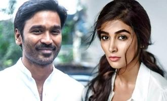 Dhanush to romance 'Beast' actress Pooja Hegde?