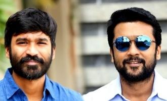 Suriya and Dhanush's acclaimed movies go to prestigious 78th Golden Globe Awards 2021