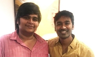 Major change in Karthik Subbaraj - Dhanush movie!