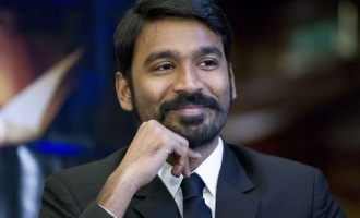 An astronomical title for Dhanush's new movie?