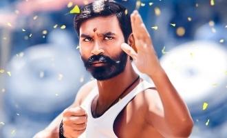 Dhanush's surprise Petta Velan look turns viral!