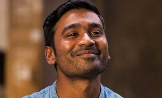 Dhanush's surprise choice of director for next big project