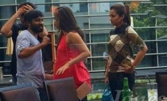Did Dhanush fight with Jayam Ravi's wife in front of Trisha? - Exclusive clarification